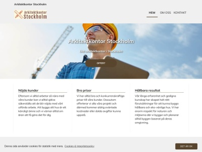 www.arkitektkontorstockholm.nu