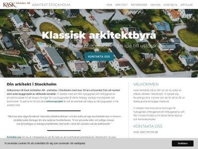 arkitektstockholm.biz
