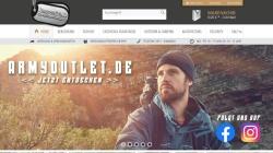 www.armyoutlet.de Vorschau, Army-Outlet, Sven Müller UG
