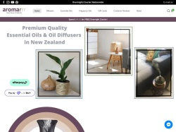 Aromarrr.co.nz