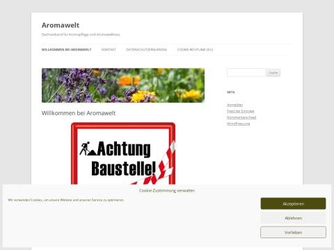 Aromatherapie - Bachblüten - Naturenergetische Praxis Ingrid Kleindienst-John