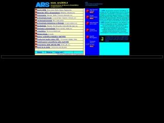 screenshot ars2000.it