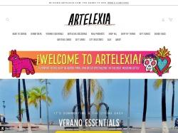 Artelexia coupon codes March 2018
