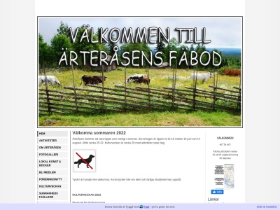 www.arterasen.n.nu