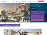 Artha Mart Noida Extension Price List