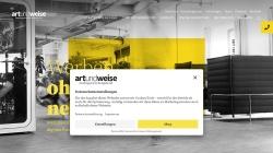 www.artundweise.de Vorschau, Artundweise GmbH