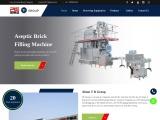 Shanghai precise brick filling machine
