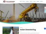 #1 Dewatering contractors in chennai | Asian Dewatering
