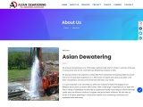 Asian Dewatering Services | Best Dewatering Company India