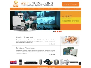 Screenshot bagi asip.com.my