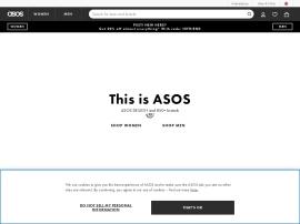Online store Asos