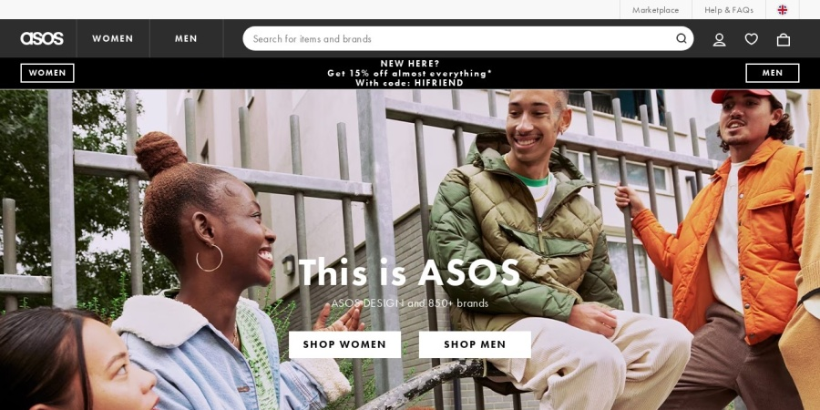 http://www.asos.com