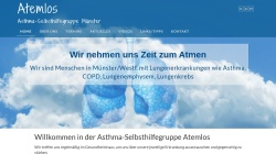 www.asthma-shg-atemlos.de Vorschau, Asthma-Selbsthilfegruppe Atemlos