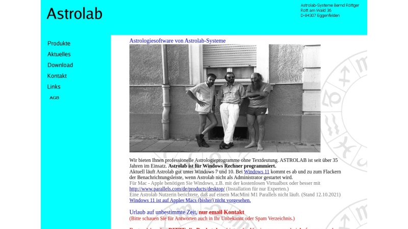 www.astrolab.de Vorschau, Astrolab