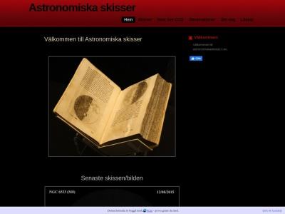 www.astronomiskaskisser.n.nu