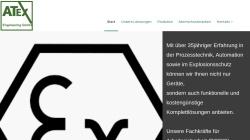 www.atex-engineering.de Vorschau, Atex Engineering GmbH Gesellschaft für Automation und Explosionsschutz