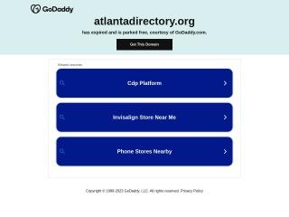 Screenshot for atlantadirectory.org
