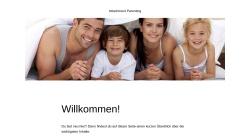 www.attachment-parenting.de Vorschau, Attachment Parenting - die Seite für Anders-Erziehende