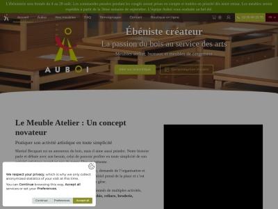 Auboi : Fabricant de meubles en bois