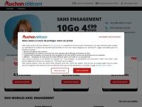 Auchan Telecom Coupons & Exclusive Discounts