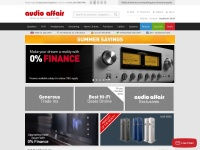 Audioaffair.co.uk Fast Coupon & Promo Codes