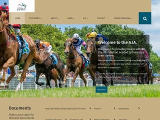 Screenshot for australianjockeys.org