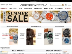 Authentic Watches screenshot