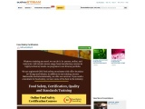 Food Safety Certification – BD Food Safety Consultants