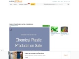 Metallurgy Chemical Plastic Products Manufacturers Buyers Seller Traders Suppliers