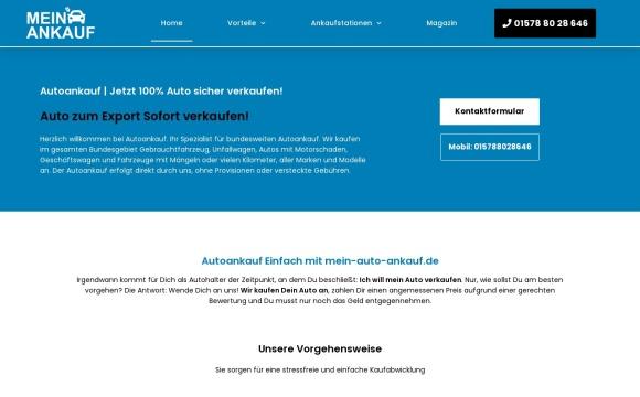 Autoankauf JETZT Zum bestpreis verkaufen