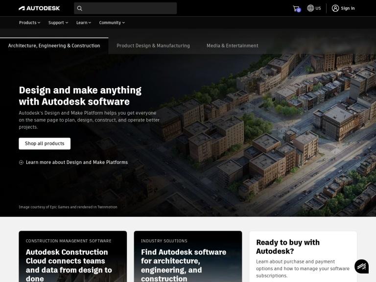 Autodesk Coupon Codes screenshot