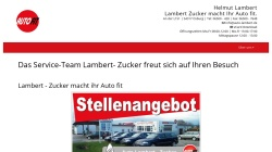 www.autofit-lambert.de Vorschau, Autofit Helmut Lambert