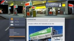 www.autohof.net Vorschau, Autohof.net