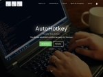 AutoHotkey: macro and automation Windows scripting language