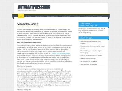 www.automatpressning.n.nu