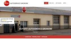 www.autoservice-gronow.de Vorschau, Auto-Service Gronow