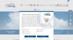 www.autozentren-pa.de Vorschau, Autozentren P&A GmbH
