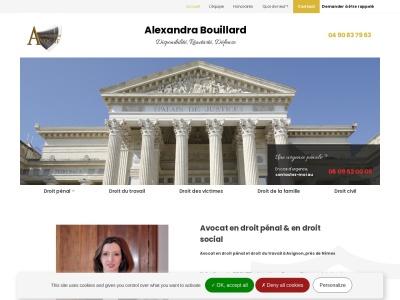 Avocat en droit pénal et droit routier à Avignon