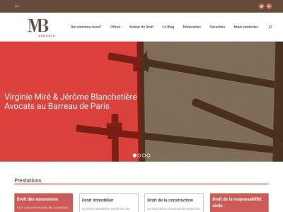 Maître Jérôme Blanchetière - Consultation juridique en ligne