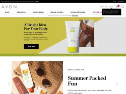 http://www.avon.com coupon and discount codes