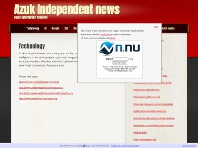 www.azuknews.n.nu