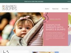 Babies-and-bumps coupon codes May 2019
