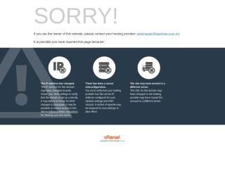 Screenshot bagi babybee.com.my