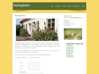 www.backagarden.n.nu