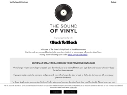 Backtoblackvinyl.com