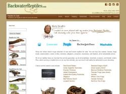 Backwater Reptiles
