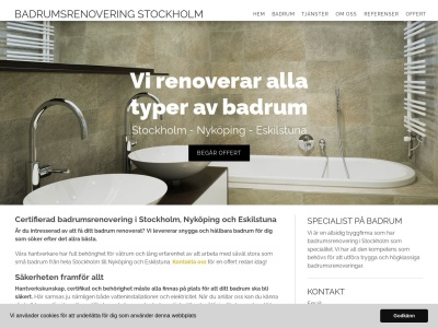 www.badrumsrenoveringarstockholm.nu