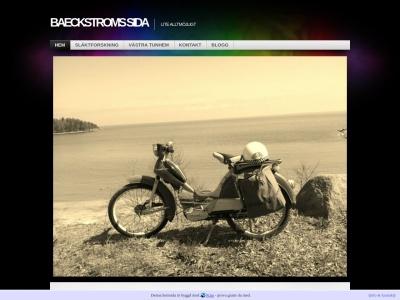 www.baeckstrom.se