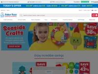 Baker Ross UK Coupon Codes & Discounts