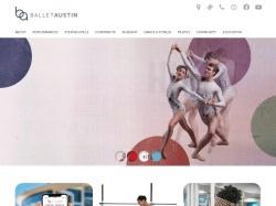 balletaustin.org Promo Codes